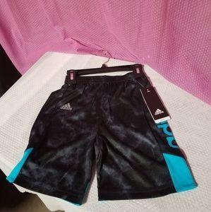 adidas Bottoms - Children's athlete shorts